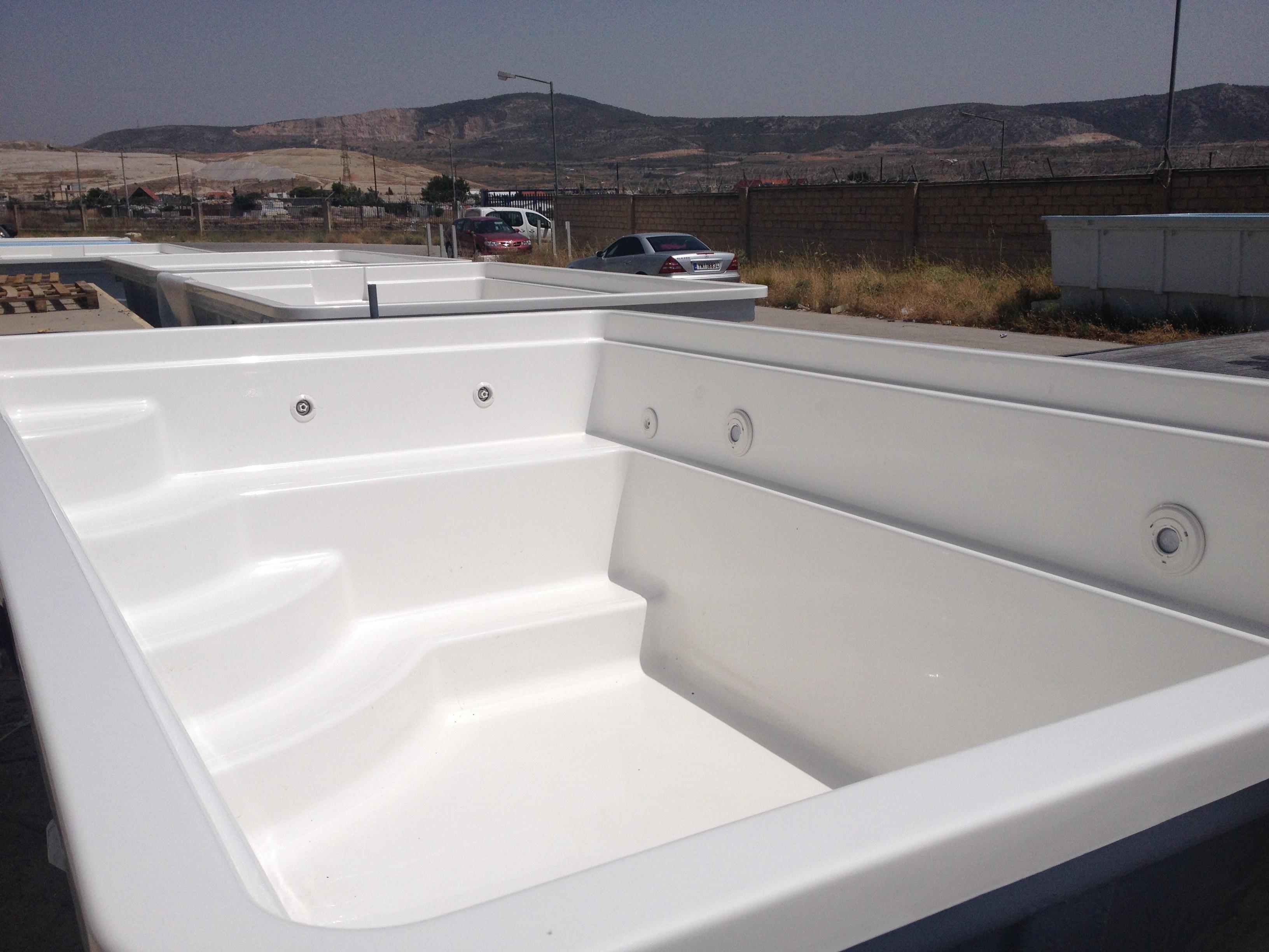 Spa - Ypsilon (Prefabricated swimming pool & Spa)