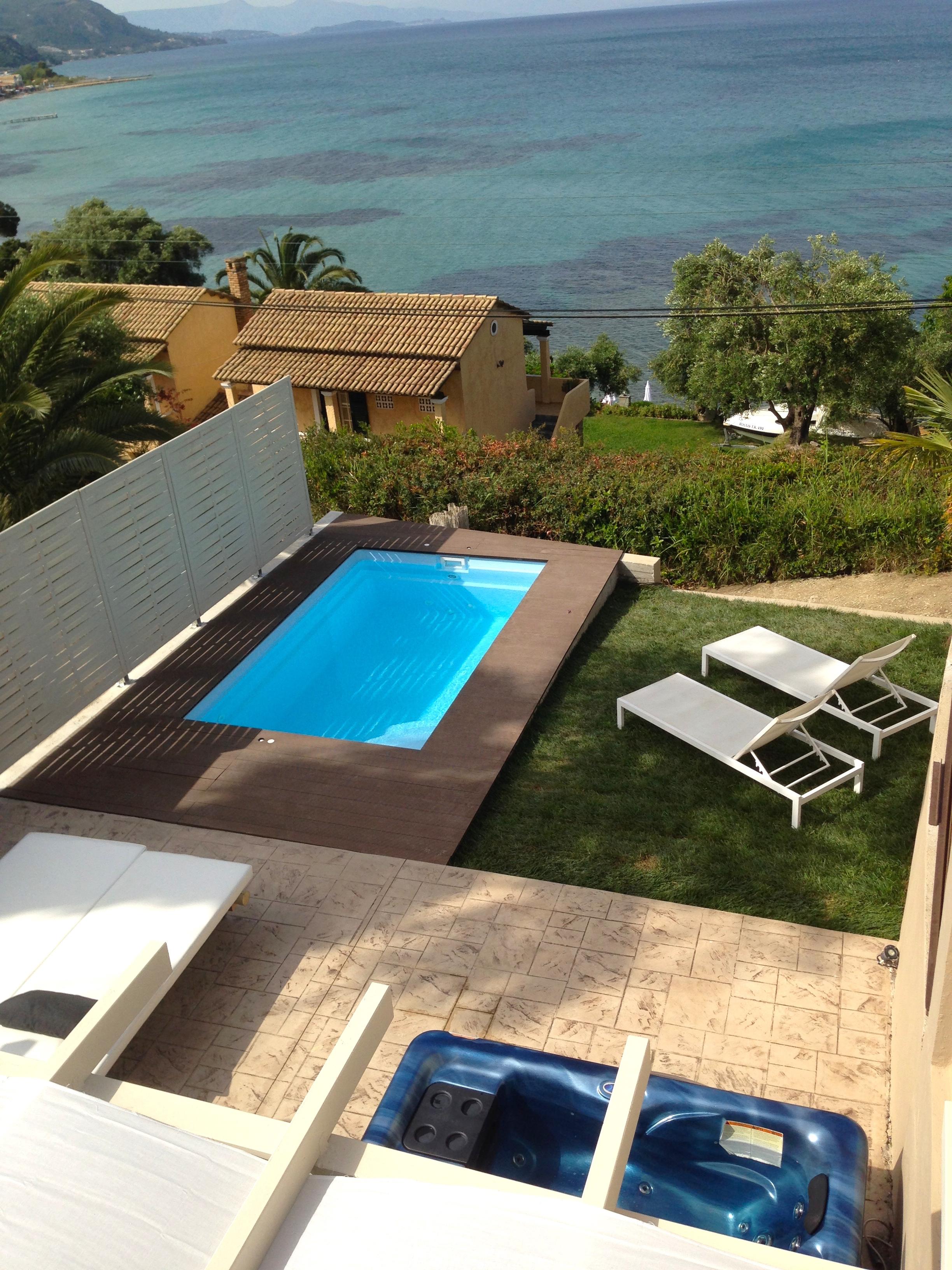 Big Spa - Ypsilon (Prefabricated swimming pool & Spa)