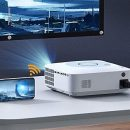 Vankyo Projector 530W With Synchronize Smart Phone Screen